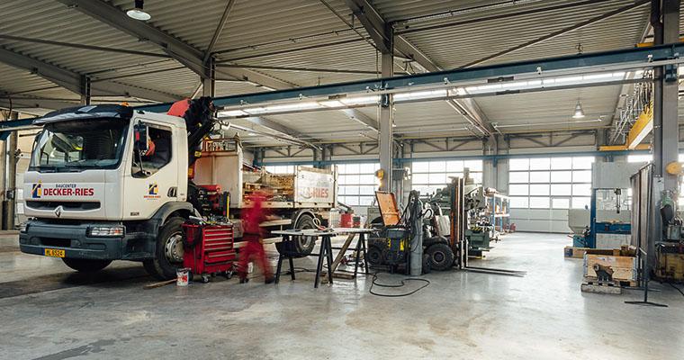 Beliebt Bevorzugt Ateliers DOSTERT | Service &XI_52